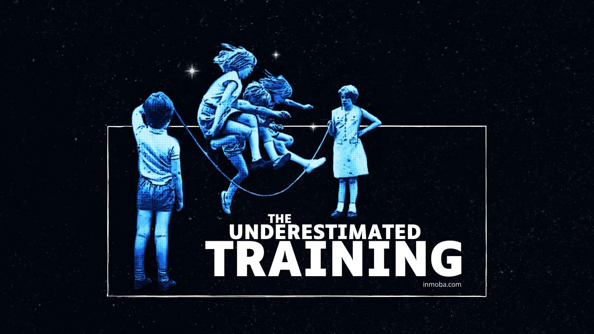 The underestimated training - Inmoba