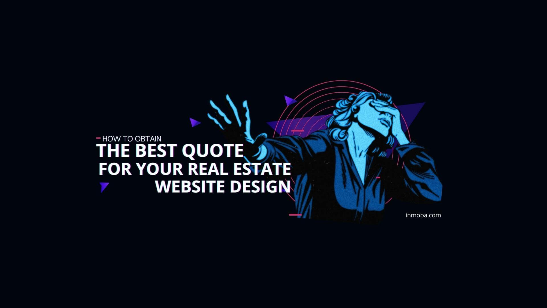 How to get the best quote for you real estate website